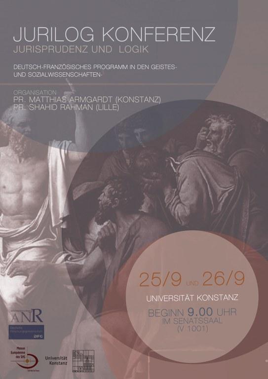 JuriLog Konferenz affiche